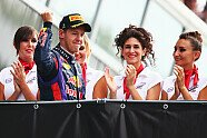 Girls - Formel 1 2013, Italien GP, Monza, Bild: Red Bull