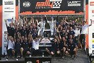 Tag 3 & Podium - WRC 2013, Rallye Australien, Coffs Harbour, Bild: Volkswagen Motorsport