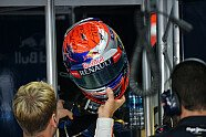 Vettels Helme im Wandel der Zeit - Formel 1 2013, Verschiedenes, Bild: Sutton