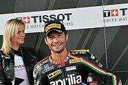 13. Lauf - Superbike WSBK 2013, Frankreich, Magny-Cours, Bild: Aprilia Racing Team