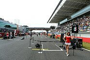 Girls - Formel 1 2013, Korea GP, Yeongam, Bild: Sutton