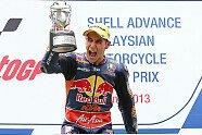 Luis Salom - Die besten Bilder seiner Karriere - Moto2 2013, Verschiedenes, Bild: Dunlop