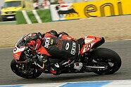 14. Lauf - Superbike WSBK 2013, Spanien, Jerez de la Frontera, Bild: Aprilia