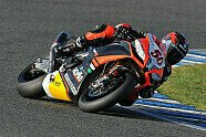 14. Lauf - Superbike WSBK 2013, Spanien, Jerez de la Frontera, Bild: Aprilia Racing Team