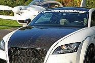 AUDI TT RS von PP-Performance und Cam Shaft - Auto 2013, Präsentationen, Bild: Jordi Miranda