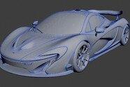 McLaren P1 in Forza 5 - Games 2013, Verschiedenes, Bild: Microsoft