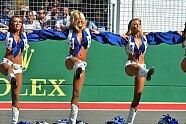 USA GP: Zeitreise mit den heißesten Girls aus Indy & Austin - Formel 1 2013, Verschiedenes, USA GP, Austin, Bild: Sutton