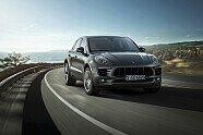 Der neue Porsche Macan - Auto 2013, Verschiedenes, Bild: Porsche