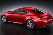 Lexus präsentiert Sportcoupe RC - Auto 2013, Verschiedenes, Bild: Lexus