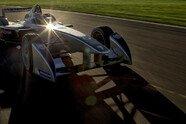 Testdebüt des Spark-Renault SRT_01E - Formel E 2013, Testfahrten, Bild: Formel E