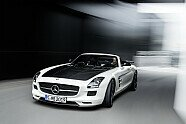 Der neue Mercedes-Benz SLS AMG GT Final Edition - Auto 2013, Präsentationen, Bild: Mercedes-Benz