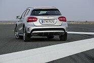 Mercedes-Benz GLA 45 AMG - Auto 2014, Präsentationen, Bild: Mercedes-Benz