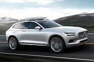 Volvo Concept XC Coupé - Auto 2014, Verschiedenes, Bild: Sutton