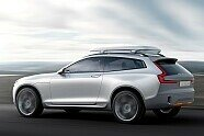 Volvo Concept XC Coupé - Auto 2014, Verschiedenes, Bild: Volvo