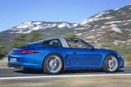 Der neue Porsche 911 Targa - Auto 2014, Verschiedenes, Bild: Porsche