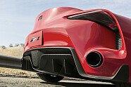Designstudie Toyota FT-1 - Auto 2014, Verschiedenes, Bild: Toyota