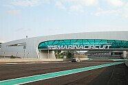 Citroen testet in Abu Dhabi - WTCC 2014, Testfahrten, Bild: Citroen