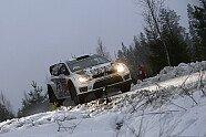 Shakedown & Tag 1 - WRC 2014, Rallye Schweden, Torsby, Bild: Volkswagen Motorsport