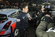 Shakedown & Tag 1 - WRC 2014, Rallye Schweden, Torsby, Bild: Hyundai