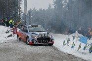 Tag 2 - WRC 2014, Rallye Schweden, Torsby, Bild: Hyundai