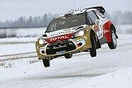 Tag 2 - WRC 2014, Rallye Schweden, Torsby, Bild: Citroen