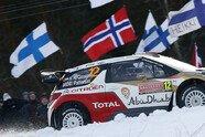 Tag 4 & Podium - WRC 2014, Rallye Schweden, Torsby, Bild: Sutton