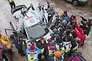 Tag 4 & Podium - WRC 2014, Rallye Schweden, Torsby, Bild: Volkswagen Motorsport