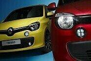 Der neue Renault Twingo - Auto 2014, Verschiedenes, Bild: Renault