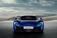 Erste Fotos des McLaren 650S Coupe - Auto 2014, Präsentationen, Bild: McLaren