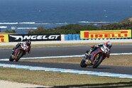 1. Lauf - Superbike WSBK 2014, Australien, Phillip Island, Bild: Aprilia Racing Team
