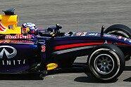 Donnerstag - Formel 1 2014, Testfahrten, Bahrain II, Sakhir, Bild: Red Bull