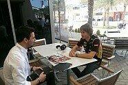 Samstag - Formel 1 2014, Testfahrten, Bahrain II, Sakhir, Bild: Motorsport-Magazin.com