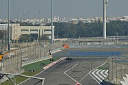 Sonntag - Formel 1 2014, Testfahrten, Bahrain II, Sakhir, Bild: Sutton
