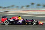 Sonntag - Formel 1 2014, Testfahrten, Bahrain II, Sakhir, Bild: Red Bull