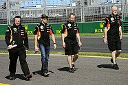 Mittwoch - Formel 1 2014, Australien GP, Melbourne, Bild: Sutton