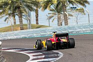 Testfahrten in Abu Dhabi - GP2 2014, Testfahrten, Bild: Malcolm Griffiths/GP2 Series Media Service