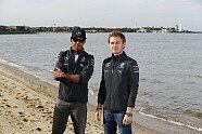 Donnerstag - Formel 1 2014, Australien GP, Melbourne, Bild: Mercedes AMG