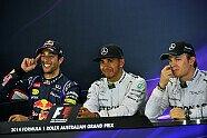 Samstag - Formel 1 2014, Australien GP, Melbourne, Bild: Sutton
