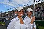 Girls - Formel 1 2014, Australien GP, Melbourne, Bild: Sutton