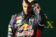 Podium - Formel 1 2014, Australien GP, Melbourne, Bild: Red Bull