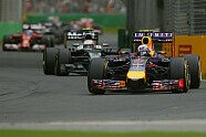 Rennen - Formel 1 2014, Australien GP, Melbourne, Bild: Red Bull
