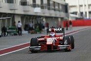 Testfahrten in Bahrain - GP2 2014, Testfahrten, Bild: GP2 Series