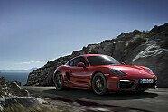 Porsche Boxter GTS und Cayman GTS - Auto 2014, Verschiedenes, Bild: Porsche