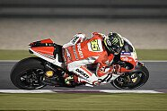 Donnerstag - MotoGP 2014, Katar GP, Losail, Bild: Ducati
