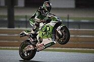 Donnerstag - MotoGP 2014, Katar GP, Losail, Bild: Gresini