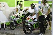 1. Lauf - Moto3 2014, Katar GP, Losail, Bild: Gresini