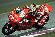 1. Lauf - Moto3 2014, Katar GP, Losail, Bild: Aspar Team