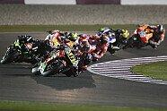 Bradl - P1 & Sturz - MotoGP 2014, Katar GP, Losail, Bild: Milagro