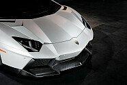 Lamborghini Aventador von Novitec Torado und ADV.1 - Auto 2014, Präsentationen, Bild: Novitec Torado