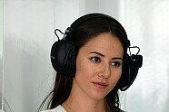 Promis in Sepang - Formel 1 2014, Malaysia GP, Sepang, Bild: Sutton